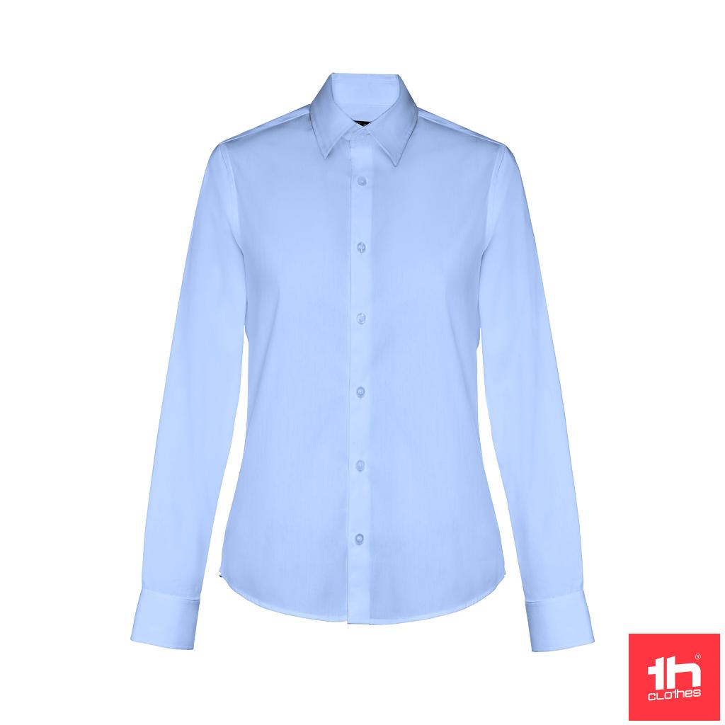 Camisa popelina para senhora