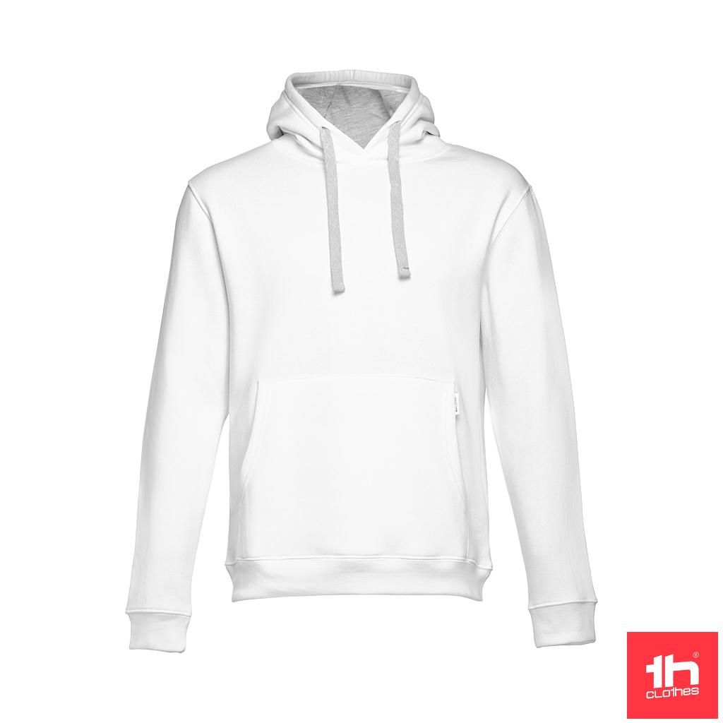 Sweatshirt bicolor unissexo