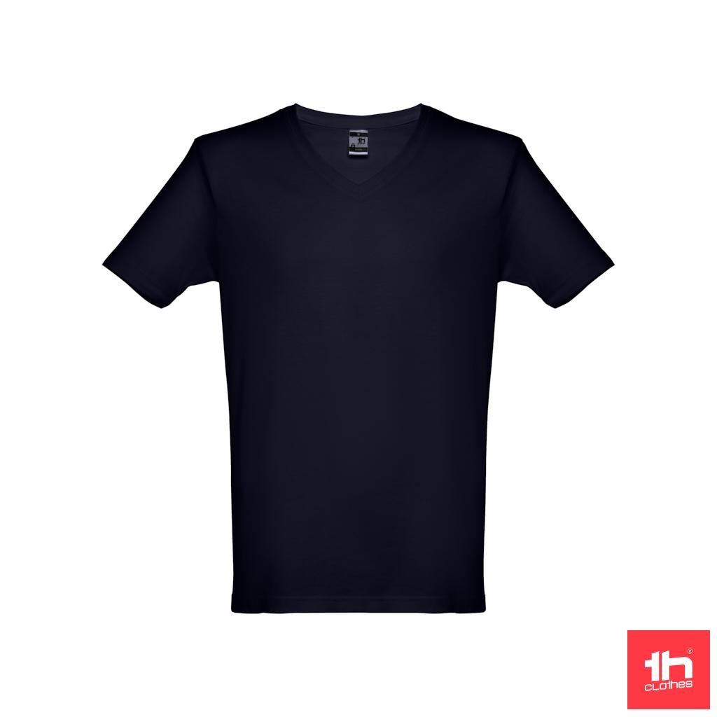 """T-shirt de decote em """"V"""" para homem CORES"""