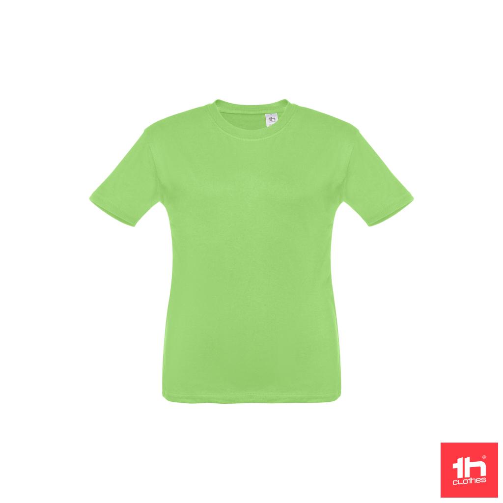 T-shirt para criança CORES