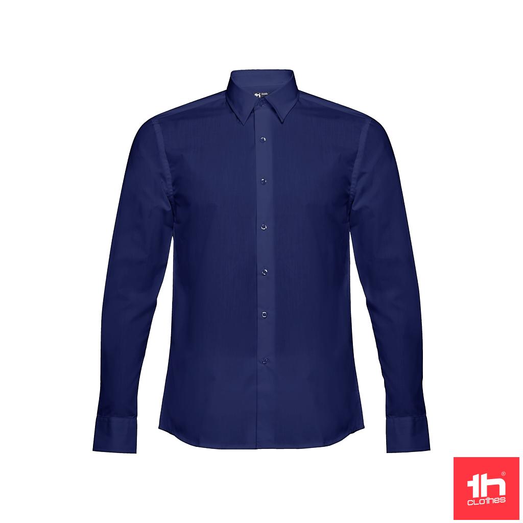 Camisa popelina para homem