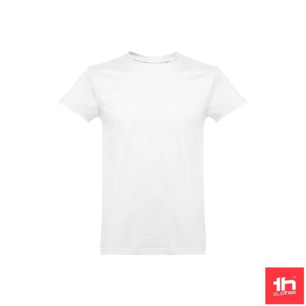 T-shirt para homem BRANCO