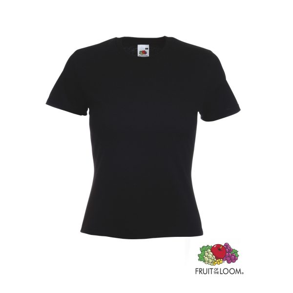 T-Shirt Mulher Côr Valueweight