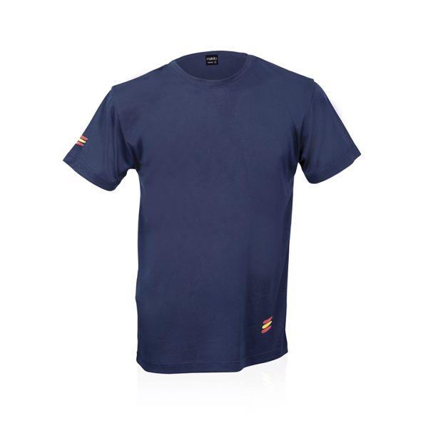 T-Shirt Adulto Tecnic Bandera