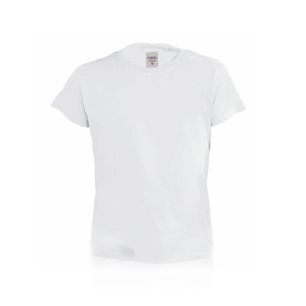 T-Shirt Criança Branca Hecom