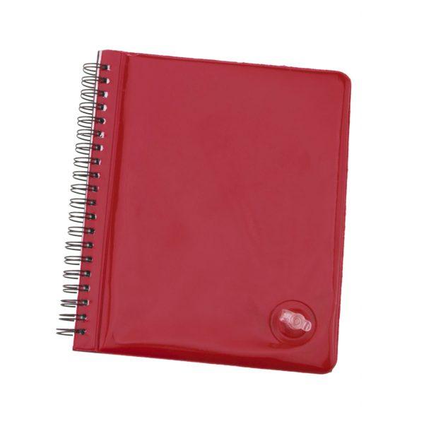 Caderno Almofada Komod