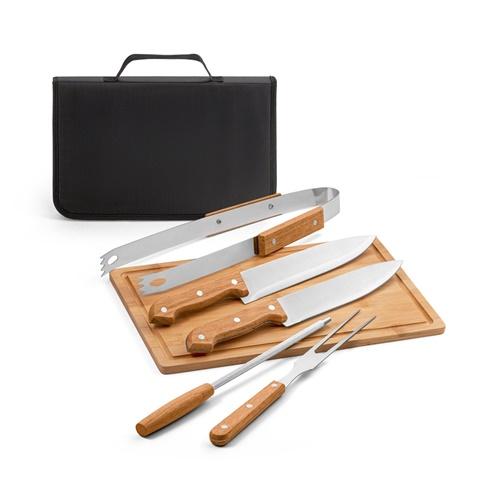 Conjunto de utensílios para barbecue FLARE