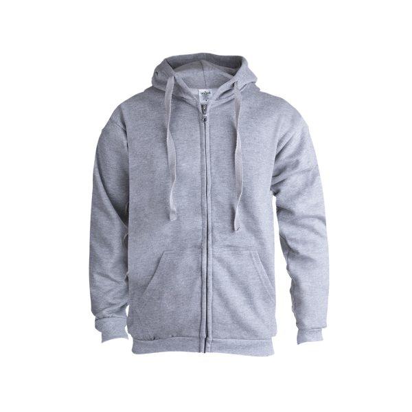 """Sweatshirt com Capuz + Fecho Adulto """"keya"""" SWZ280"""