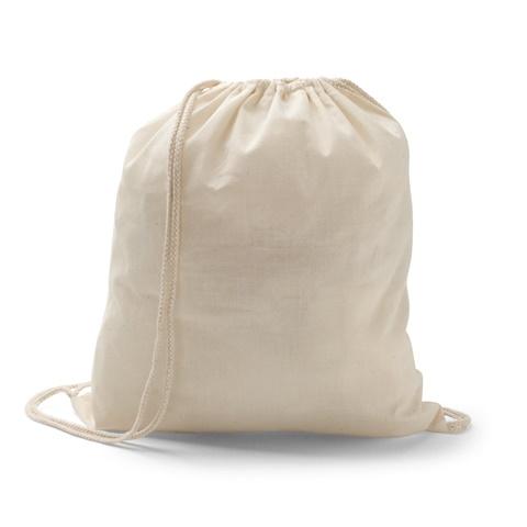 Saco tipo mochila 100% algodão HANOVER