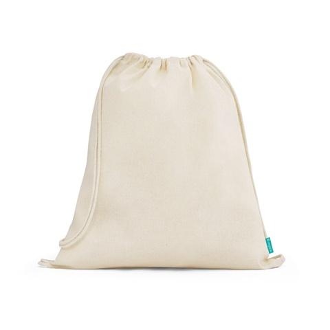 Saco tipo mochila em algodão NAMPULA