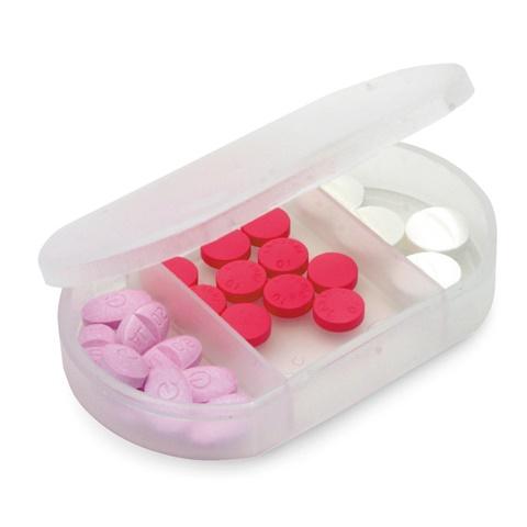 Caixa de comprimidos Stiller
