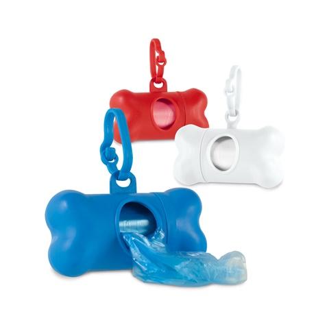 Dispensador de sacos higiénicos TROTTE